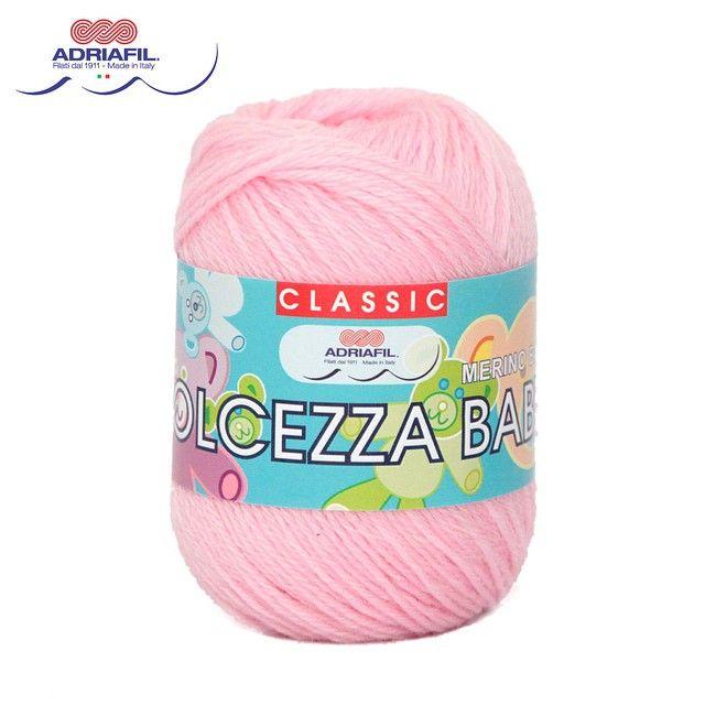 Dolcezza Baby... softness for the skin of your special little ones! http://www.adriafil.com/uk/scheda-filato.html?id_cat=7&id_gr=2&id_filato=DC  #adriafil #yarn #filato #baby #junior #knitwear #pink #rosa #babyyarn #merino #wool #lana #laine #wolle #dolcezza #gomitolo #yarnball