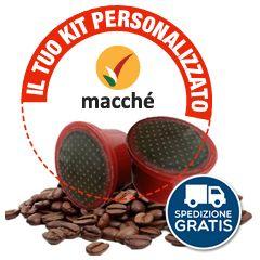 200 CAPSULE MACCHÉ CAFFÉ A SCELTA