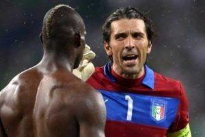 Buffon Dukung Balotelli Kembali ke Timnas Italia