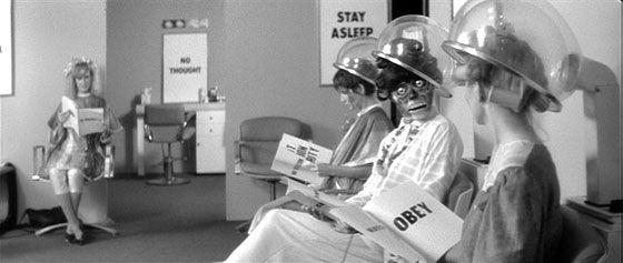 "John Carpenter's ""They Live"" (1988)."