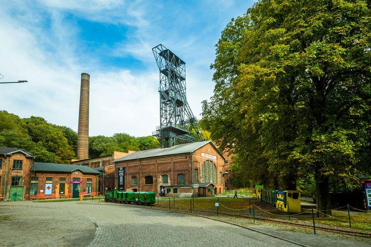 Skansen górniczy Landek park