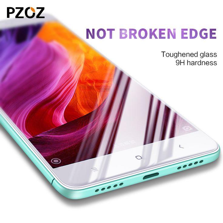 Pzoz xiaomi redmi note 4x kaca penutup penuh prime screen protector xiaomi redmi note 4 pro xiomi redmi note 4 tempered kaca 64 GB
