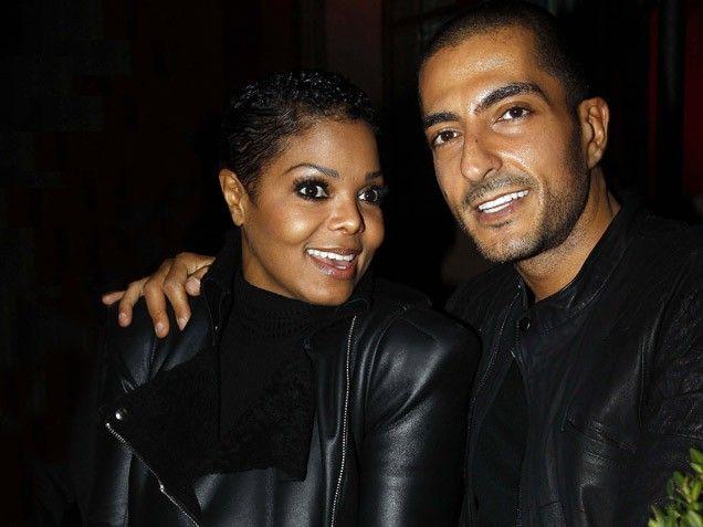 janet jackson and new husband   Janet Jackson Wissam Al Mana - iVillage