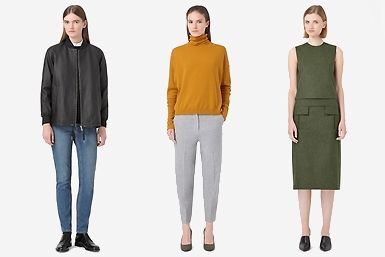 COS, Collection Of Style, is for women and men who want modern, functional, considered design. Favouring style over fashion, COS produce timeless design that lives beyond the season.