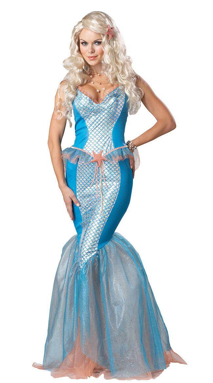 Mermaid costume womens ariel disney princess hen with 28 more ideas mermaid costume womens ariel disney princess hen 25 best ideas about costumes on solutioingenieria Choice Image