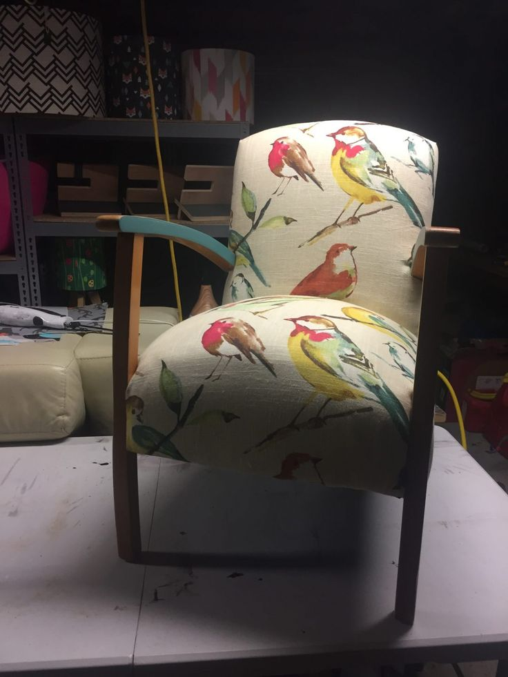 Birdwatcher - Richloom Fabrics - www.lilyandvine.co.nz
