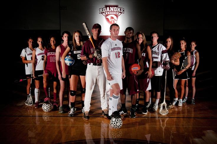 Roanoke College Maroons. | Maroon Athletics | Pinterest