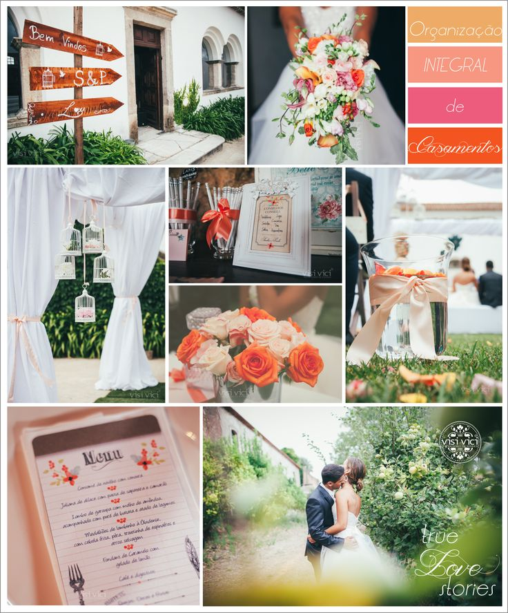 Organização Integral de Casamentos_weddingPlanner VISI VICI      fotos by GloriaAguiam fotografas