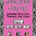 Get ready to rock out!! This job chart puts a unique twist on your classroom jobs. This job chart lets you create student jobs with their pictures ...