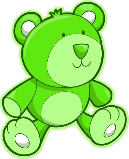 green objects | The explanation of The Green Puppet for Lovely Kids | Green with Envy ...