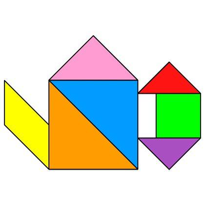 tangram teapot 3 tangram solution providing teachers and pupils with tangram puzzle activities
