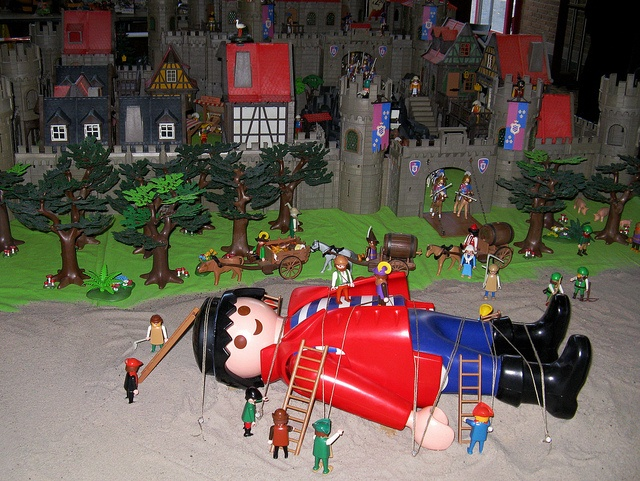 Guliver Playmobil