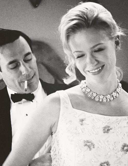 mad men is absolutely the best show. although its all about megan now. betty is #over