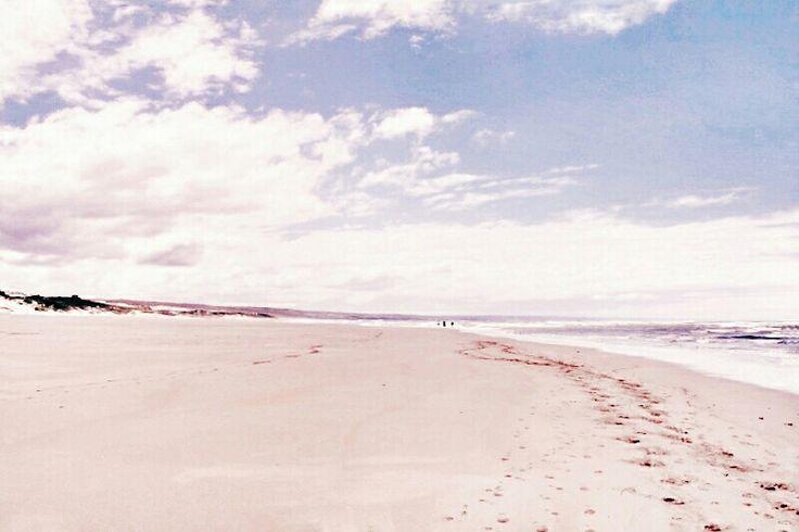 #Capetown #southafrica #landscape #sea #ocean #nature #sky #clouds #minimalistic