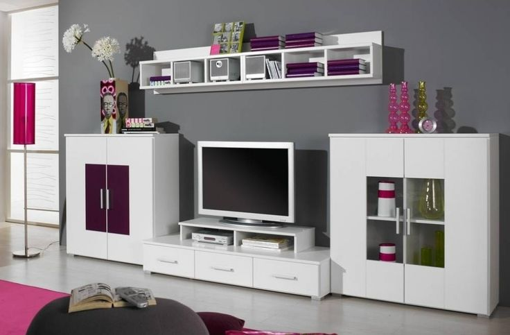 Dekoration Wohnzimmerschrank