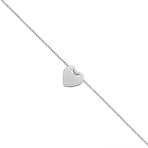 Kolekcja Zima 2015 - Little Love - Silver #nanamarie #nanamarie_com #bracelet #bransoletka #winter #fashion #collection #jewelry #jewellery #accessories #2015 #bijou #inspiration #little #love