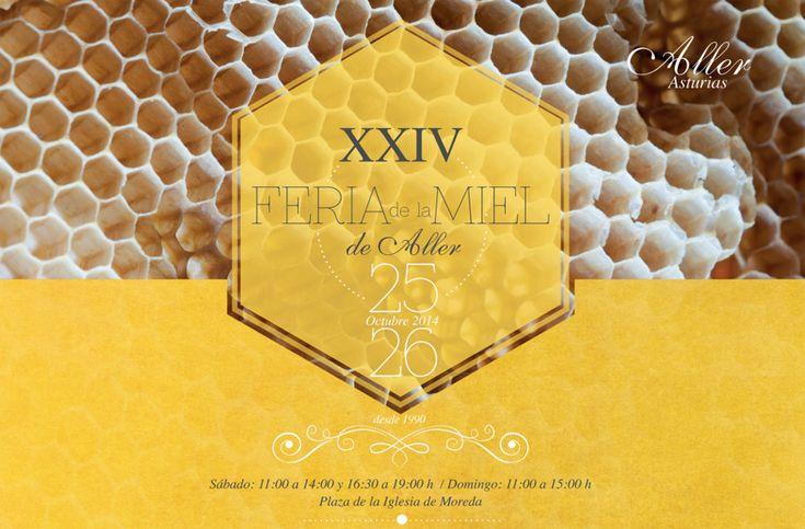Feria de la Miel de Aller 2014