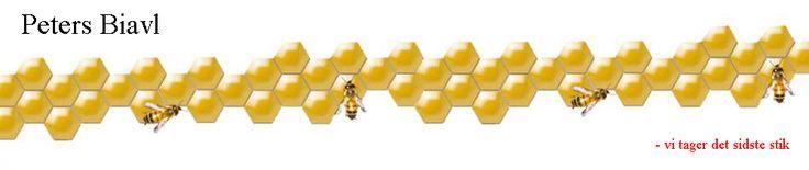Honning | Peters Biavl