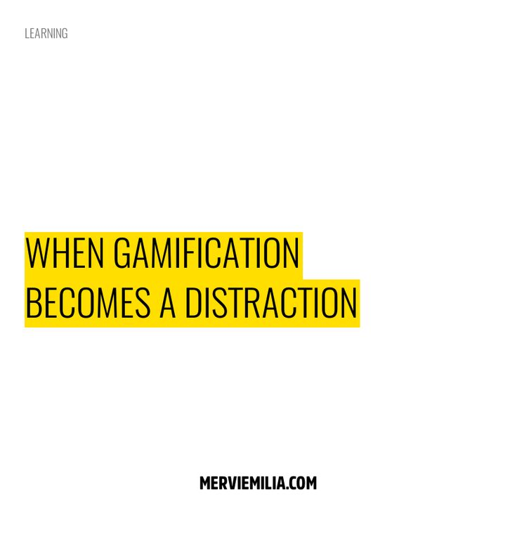 Gamification is a popular method to motivate, engage and make people loyal. It's implemented in many websites, apps and services. But when it doesn't work, it can actually do the opposite than supposed. #learning, #motivation, #games, #socialmedia, #marketing