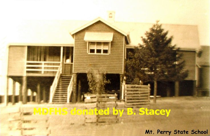 Mt Perry State School