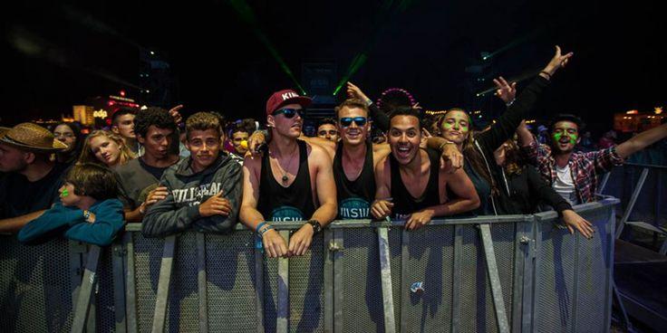MEO Sudoeste: Campistas recebidos ao som de música eletrónica | SAPO Mag