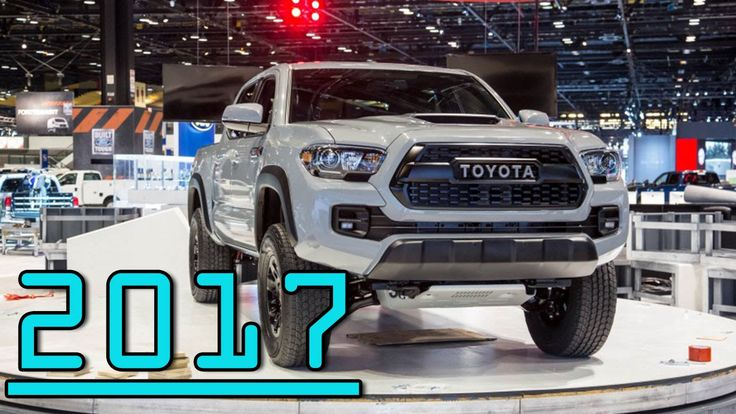 2017 Toyota Tacoma Trd Pro Double Cab Automatic Interior Exteriorreview Auto Insurance