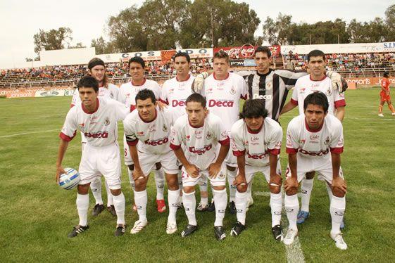 Deportes La Serena 2008 (camiseta blanca)
