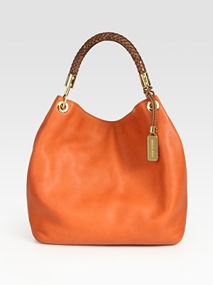 Michael Kors  Large Shoulder Bag, perfect transition from fall to spring!