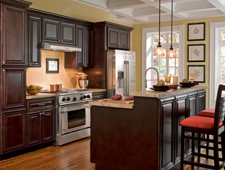 14 best Kitchen Cabinets images on Pinterest | Cabinets to go ...