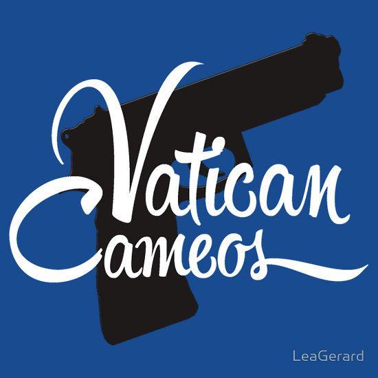 Vatican Cameos by LeaGerard