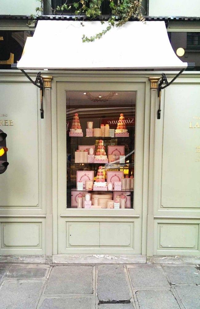 Ladurée--- macarons, s'il vous plait! Paris in 2 days #vacation #paris
