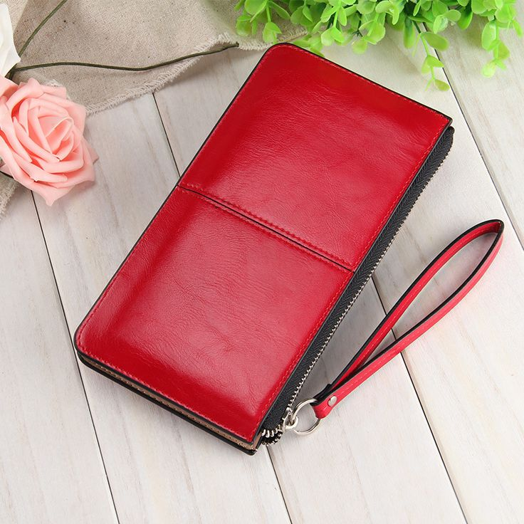 Leather Multifunction Wallet //Price: $13.58 & FREE Shipping // #bag #bagsdesigns