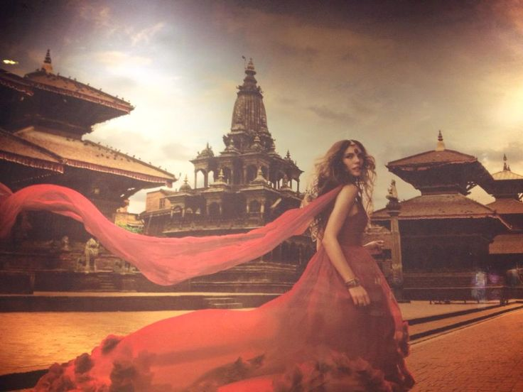 Leila-Hafzi-Nepal-11 Norwegian Fashion Brand's Nepal Connection