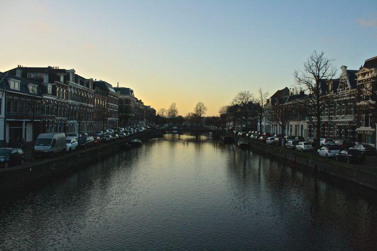 Kruisbrug, Haarlem  -  Shot on a Canon EOS 1000D, Manual, ISO 1600, shutter speed 1/1600