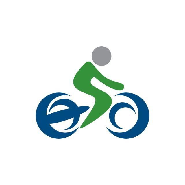 Bicycle Logo Triathlon Athlete Triathlon Lifestyle