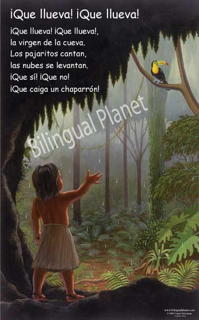 Products in Spanish - Bilingual Planet
