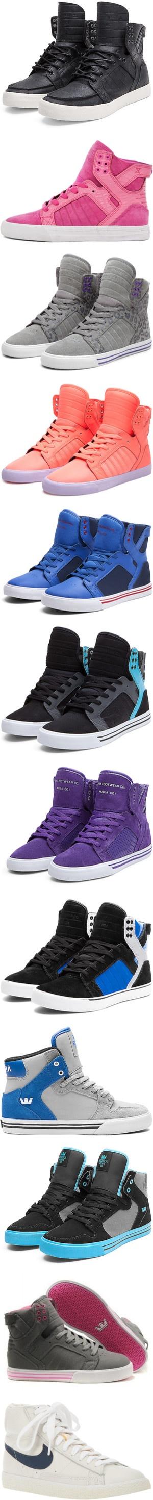 Nike vs. Adidas vs. Converse
