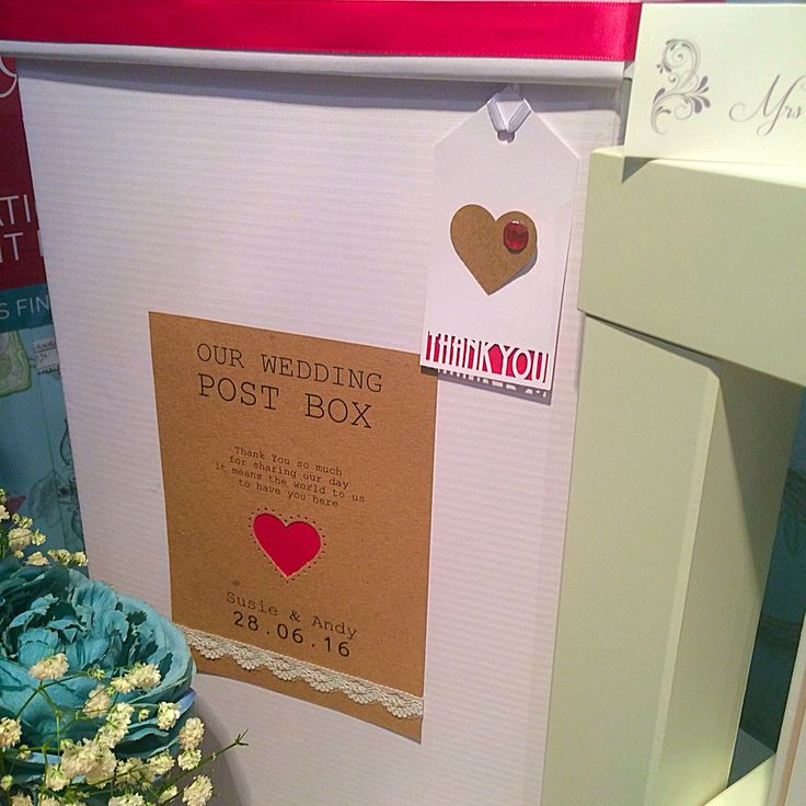 Post box by made marvellous