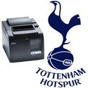 Tottenham Hotspur Football Club selects Star TSP100 futurePRNT,   The TSP100 futurePRNT series offers high speed printing, exceptional print quality and a range of unique features including a number of software tools. These enable the overall appearance of receipts to be easily modified and customers to be effectively targeted via the printing of relevant coupons.
