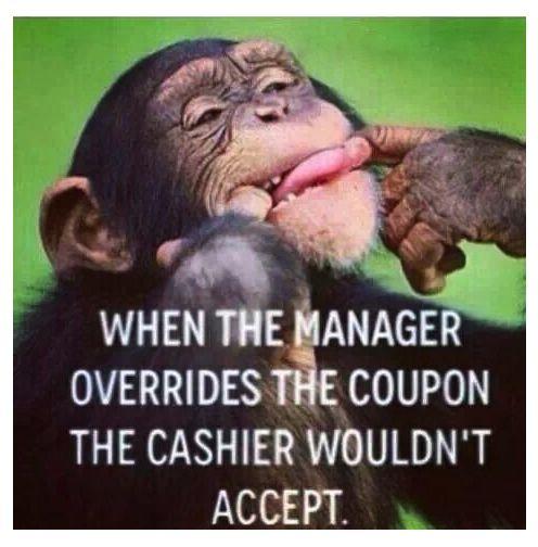 fbf7ee707ca3012cdaf352b92378afd7 coupon lady saving money 18 best couponing memes images on pinterest coupons, saving,Couponing Meme