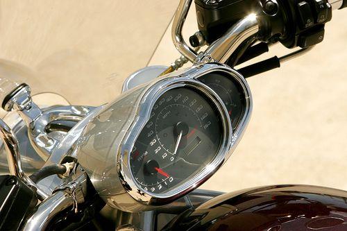 2006 Harley-Davidson V-Rod | 4722 miles Luggage and windscre… | Flickr