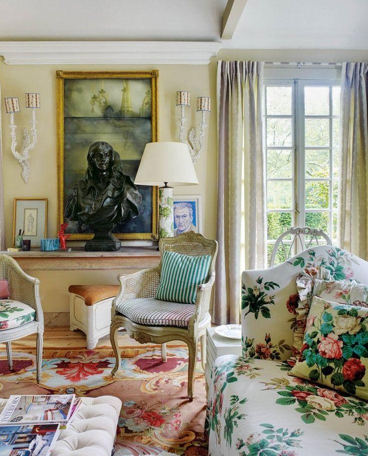 Die besten 25+ Nicky haslam Ideen auf Pinterest Englisches - englischer landhausstil schlafzimmer