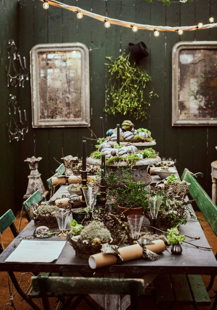 Table decoration inspiration