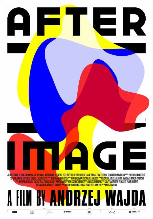 The final film by the great Andrzej Wajda, made at the age of 90, Afterimage—a biopic of the avant-garde artist Władysław Strzemiński (1893-1952)—premiered just last month at the Toronto International Film Festival.