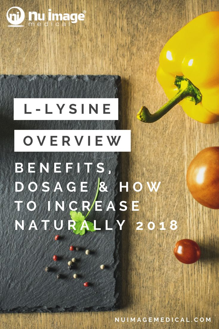 Lysine has lots of benefits for our body what are these