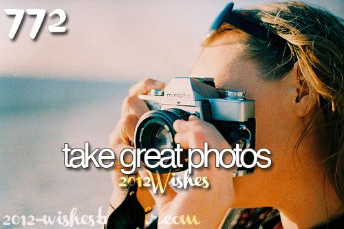 2012: Goals, Beaches, Summer Bucketlist, Cameras Faces, Photo Don, Better Photo, Nice Cameras, Pictures, Happy Things