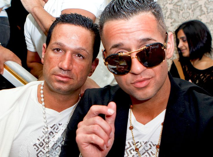 """Michael Sorrentino, aka Mike """"The Situation,"""" Indicted in $8.9 Million Tax Case, Pleads Not Guilty  Mike Sorrentino, the Situation, Marc Sorrentino"""