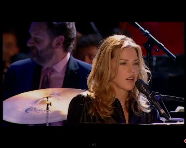 Diana Krall - Look Of Love (Live In Paris)