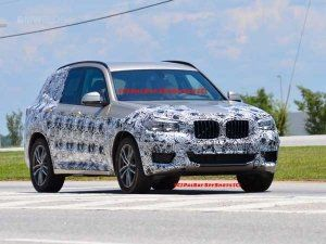 All-New BMW X3 Debut Date Revealed