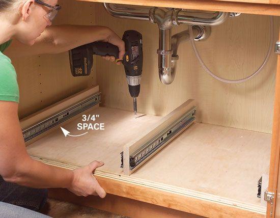 3 Kitchen Storage Projects - Popular Woodworking Magazine